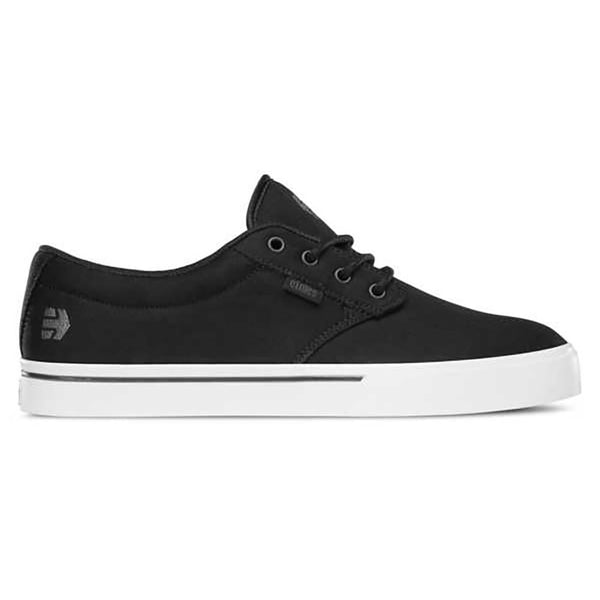 ETNIES JAMESON 2 ECO  SKATE SHOES - BLACK/ WHITE/ GUM
