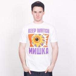 MISHKA FROM THE ASHES T-SHIRT - WHITE