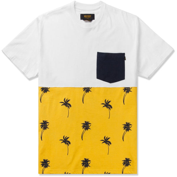 10 DEEP CHAOS POCKET T-SHIRT - WHITE