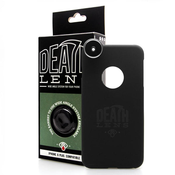 DEATH LENS WIDE-ANGLE PHONE CASE - IPHONE 6 PLUS