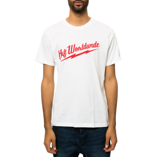 HUF HARDWARE T-SHIRT - WHITE