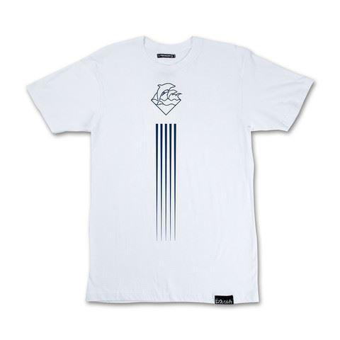 PINK DOLPHIN SPEED III T-SHIRT - WHITE