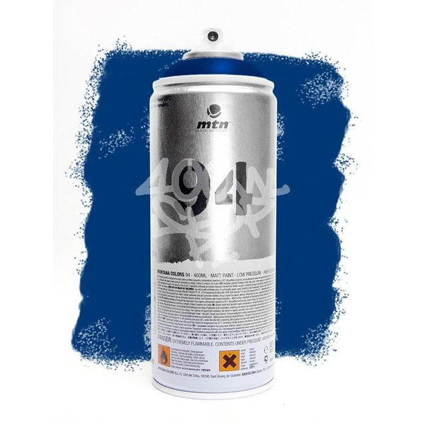 MTN 94 SPRAY PAINT - DARK BLUE