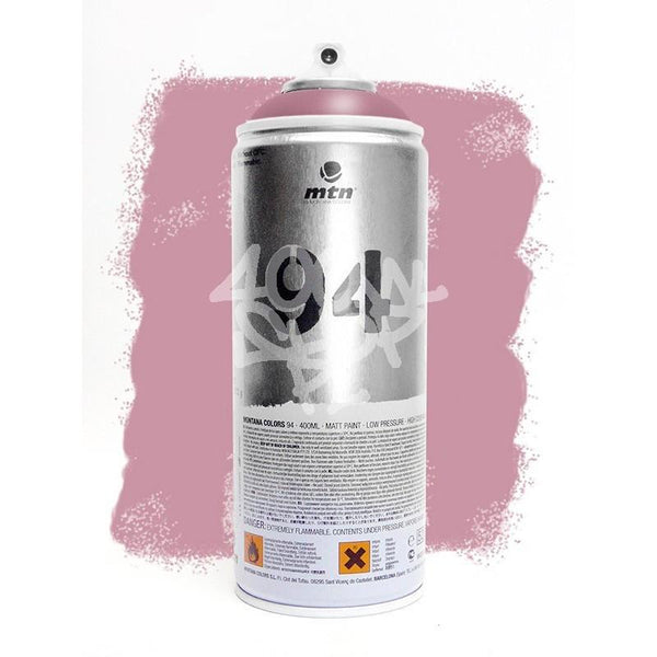 MTN 94 SPRAY PAINT - STEREO PINK