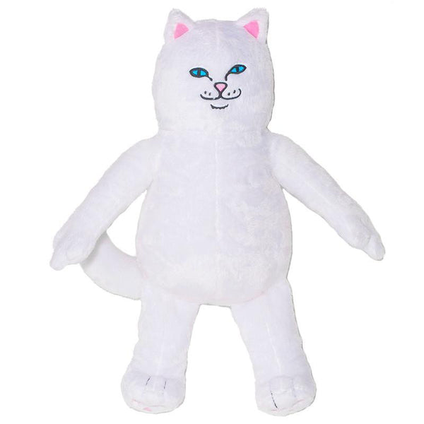 RIPNDIP LORD NERMAL PLUSH DOLL - WHITE