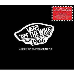 "VANS ""OFF THE WALL"" DVD,PHOTO BOOK & CD"