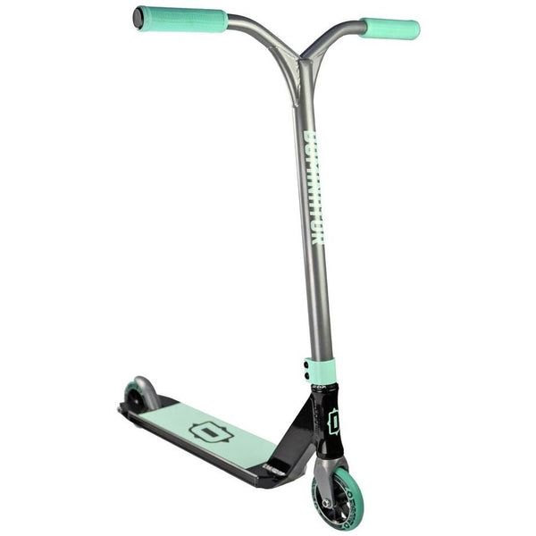 DOMINATOR AIRBORNE COMPLETE SCOOTER BLACK/MINT