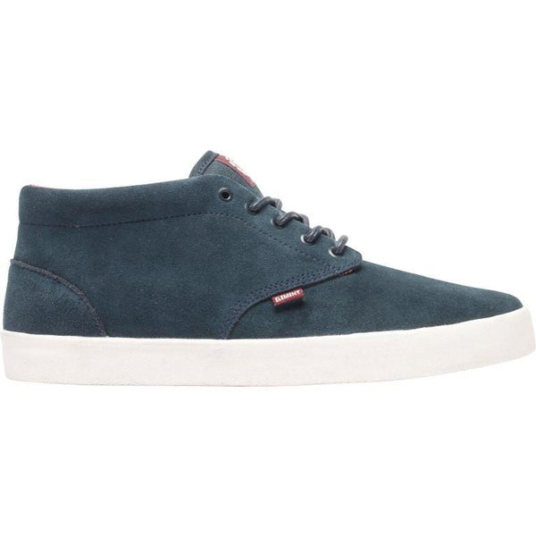 ELEMENT PRESTON B SKATEBOARD SHOES - INDIGO WINE