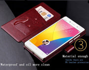 "12 Colors For Asus Zenfone 3 ZE552KL Z012D (5.5""inch) High Quality Business Wallet Leather Case Flip Mobile Phone Cover"