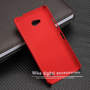 2015 New Multi Colors Luxury Rubberized Matte Plastic Hard Case Cover For Microsoft Lumia 640 Cell Phone Cover Cases