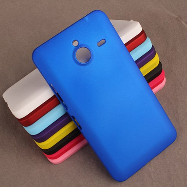2015 New Multi Colors Luxury Rubberized Matte Plastic Hard Case Cover For Microsoft Nokia Lumia 640 XL 640XL Cell Phone Covers