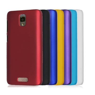 2015 New Multi Colors Luxury Rubberized Matte Plastic Hard Case Cover For Lenovo S660 Cell Phone Cover Cases