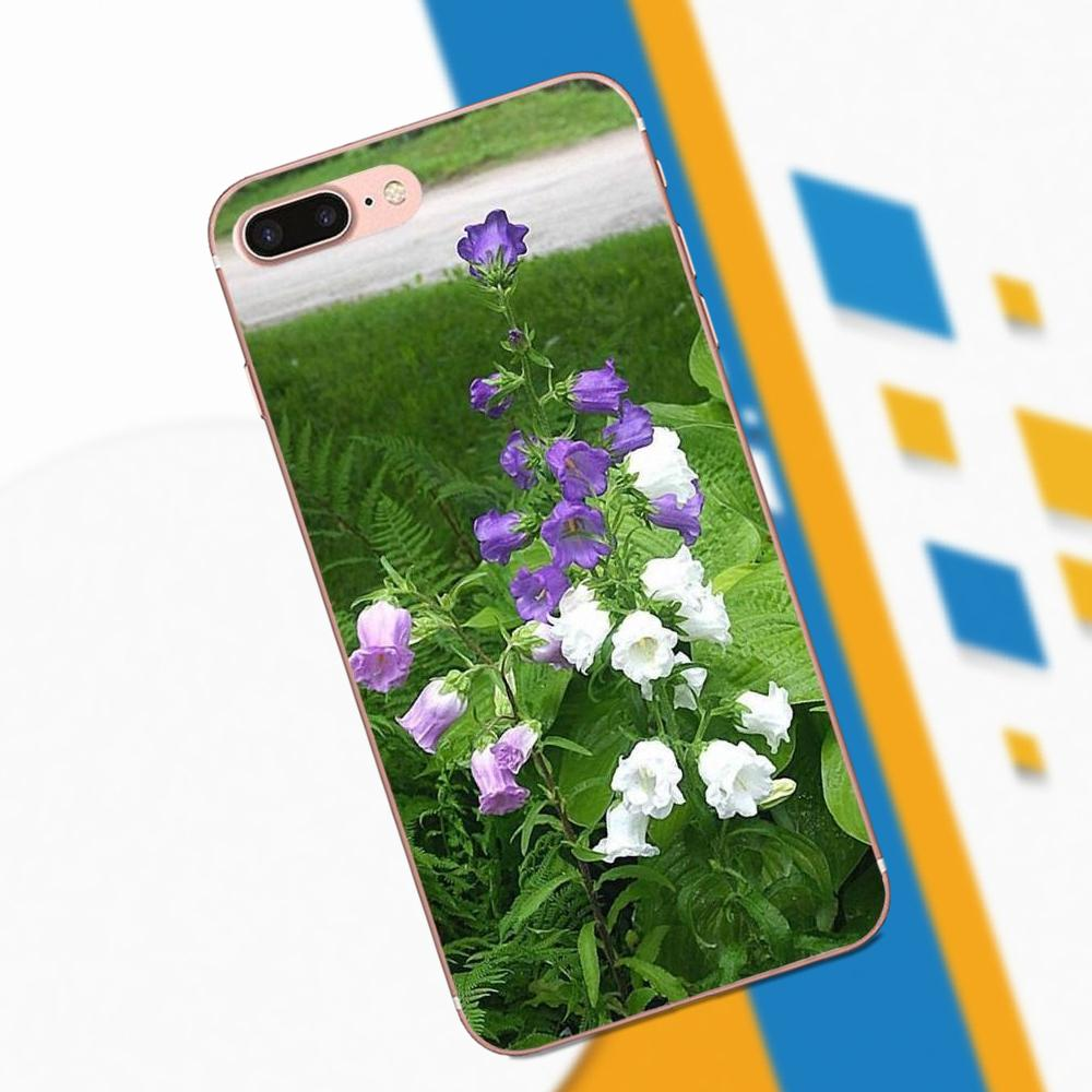 2019 Totem Campanula Thin Gel Silicon For Huawei P7 Honor 4C 5A 5C 5X 6 6C 6A 6X 7 7X 8 9 V8 V10 Y3II Y5II Y6II G8 Play Lite