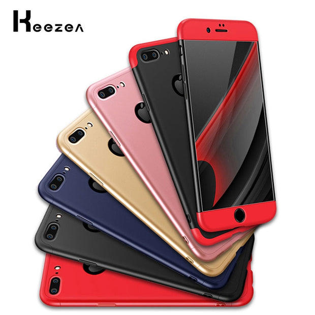 3 In 1 360 Degree Full Case For IPhone XS XS MAX XR X Hard PC Back Cover For IPhone X XR XS MAX Shockproof Protection Case Coque