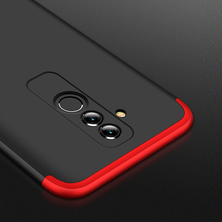 360 Degree Full Body Phone Case For Huawei Mate 20 Pro Lite Frosted Matte Phone Back Cover For Huawei Mate 20 Lite Pro Back Case
