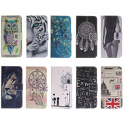 3D Owl Phone Case SFor Samsung Galaxy J4 J6 J8 Cases Wallet PU Leather Stand Flip Back Bag Cover For Case Samsung J4 2018 Coque
