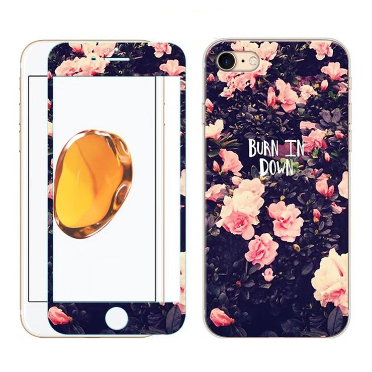3D Relief Colored Printing Case For Huawei Y7 Prime 2018