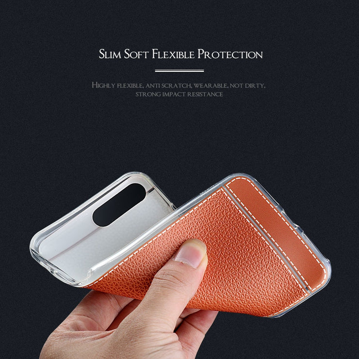AKABEILA Silicone Phone Cover Case For Huawei Y6 Pro Honor 4C Pro