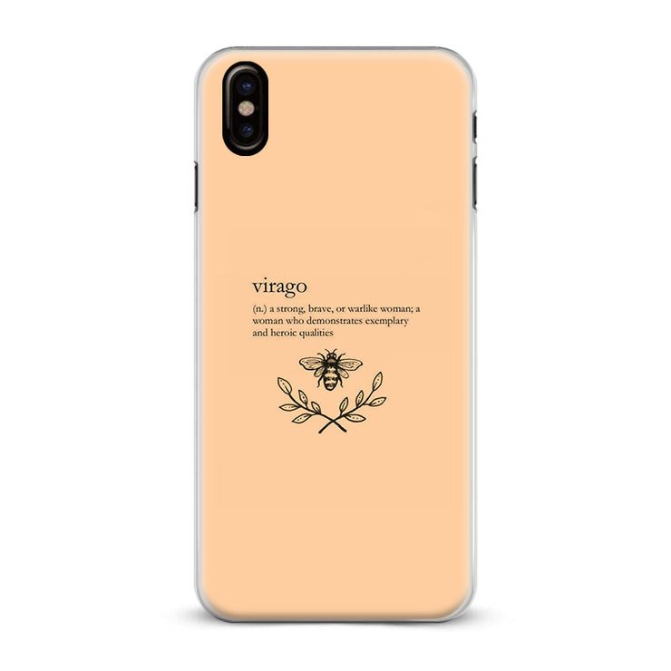 aesthetics chic minimal pink quotes words mobile phone case cover