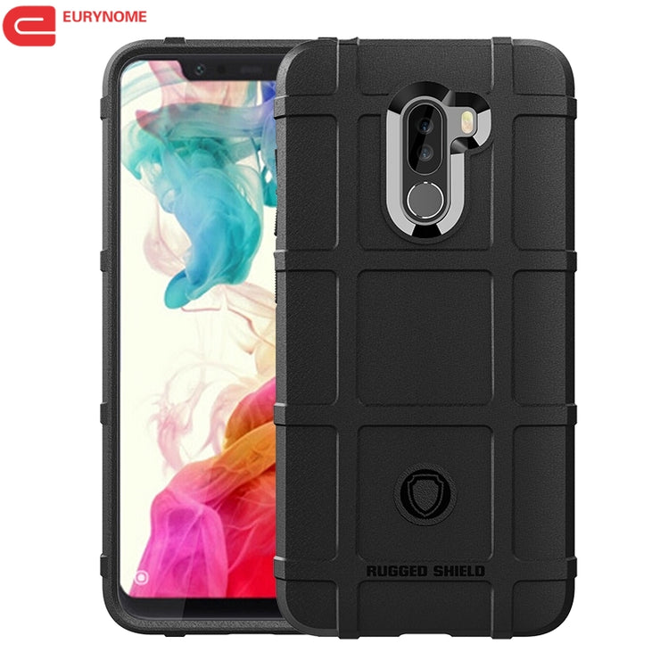 wholesale dealer 8ef8a c4e9f Armor Case For Xiaomi Pocophone F1 Cover Soft Silicone Shockproof Rugged  Shield Shell Cover For Pocophone Poco F1 Case With Pen