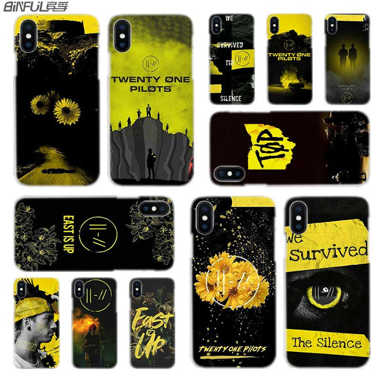 coque iphone xr twenty one pilots