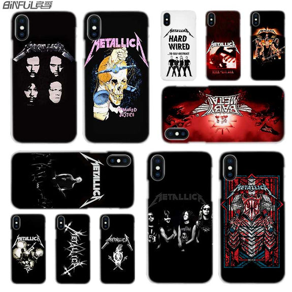 coque iphone 6 plus metallica