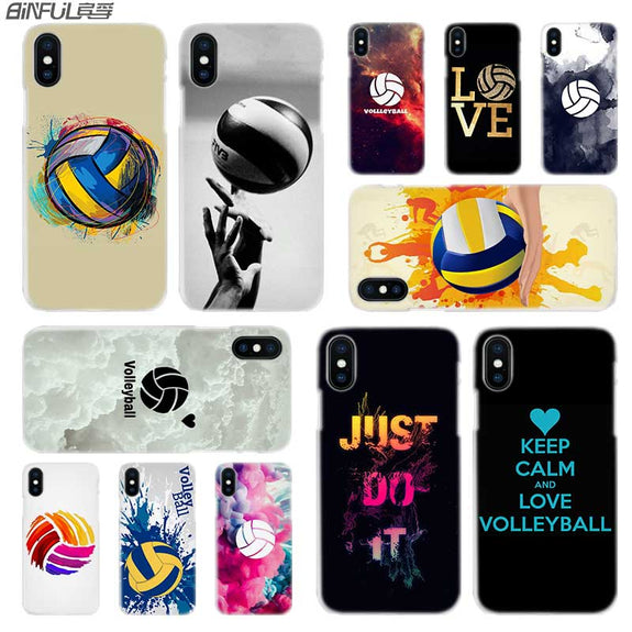 coque iphone xr volley ball