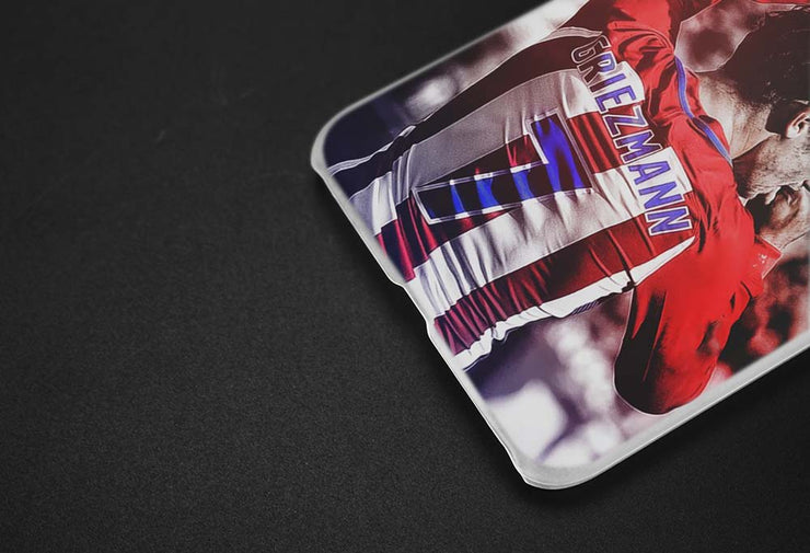 BINYEAE Antoine Griezmann Clear Hard Case Cover Shell For Xiaomi MI A2 A1 5X 6X Redmi Note 4X 4 4A 5 Plus