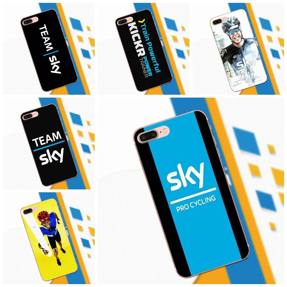 Bicycle Race Team Sky Team Cycling For LG G4 G5 G6 K4 K7 K8 K10 2017 V10 V20 V30 Stylus Nexus 5 5X G2 G3 Mini Spirit