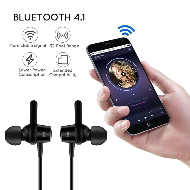 Bluetooth Headset Earphones For Blackview BV9000 Pro BV8000 Pro BV7000 Pro S8 S6 P2 Lite A7 A10 Earbuds Earpiece Headphone Case