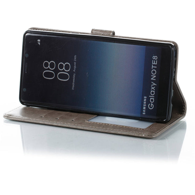 Book Flip Covers On For Samsung Galaxy Note 8 Duos SM-N950FD