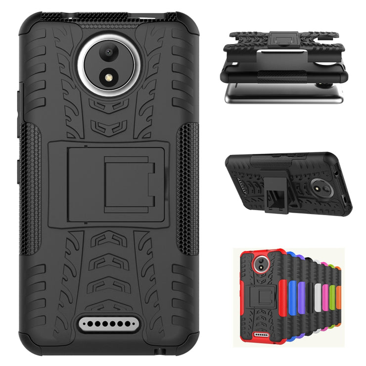 Case Cover For Motorola Moto C Shockproof Armor Hard PC TPU Case For Moto C Plus Silicon Case Shell Coque Fundas
