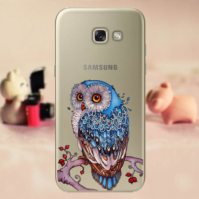 Case For Samsung Galaxy A5 2017 Case Cover Silicone TPU For Funda Samsung A5 2017 Case Back For Capa Samsung A5 2017 A520 A520F