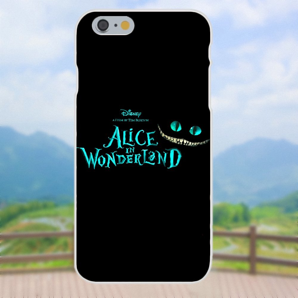 Cat Cheshire Quotes For Galaxy A3 A5 A7 On5 On7 2015 2016 2017 Grand Alpha G850 Core2 Prime S2 I9082 Soft Cases Capa