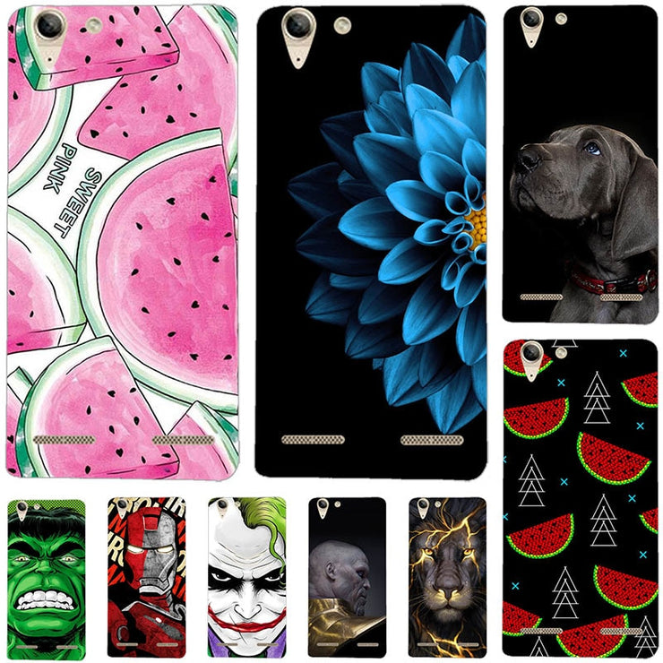 online store aded1 fc0fa Coque Case For Lenovo Vibe K5 / K5 Plus Lemon 3 A6020a40 A6020 A40 Back  Cover Fashion Design For Lenovo Vibe K5 Plus Case