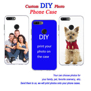 Custom DIY Print Photo Silicone Back Case For Redmi Note 4X 5X 5A 4 5 Pro Redmi 5 Plus 5A S2 Soft Case Shock Proof TPU Case