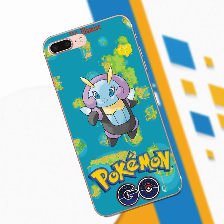 Case Cover Pokemon For Xiaomi Redmi 3