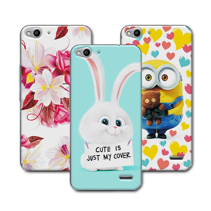 hot sale online 56d83 6812e Cute Cartoon Soft Silicone Case Coque For Vodafone Smart Ultra 6 995N  Colorful Mermaid Cover Funda For Vodafone Smart Ultra 6