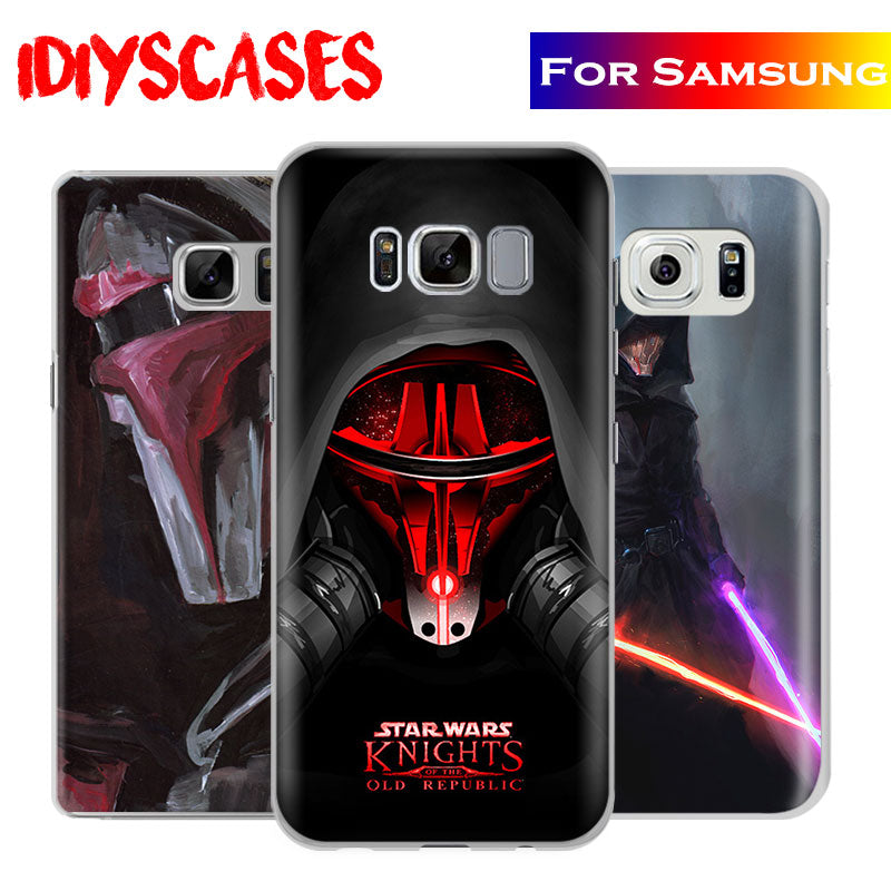 Darth Revan Star Wars Cool Coque Phone Case Shell Cover Bag For ...