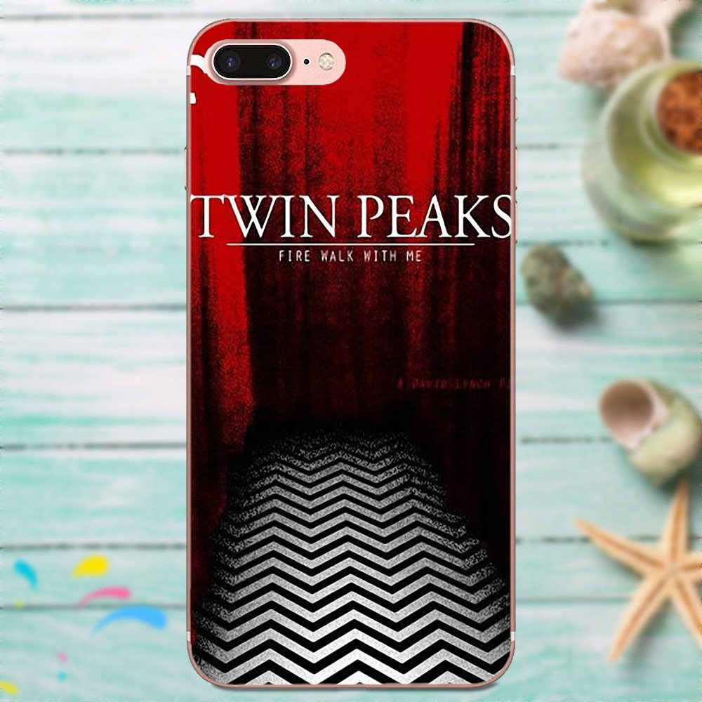 Design Phone Case For Huawei P8 P9 P10 P20 P30 Mate 7 8 9 10 20 Lite Plus Pro 2017 Welcome To Twin Peaks Red