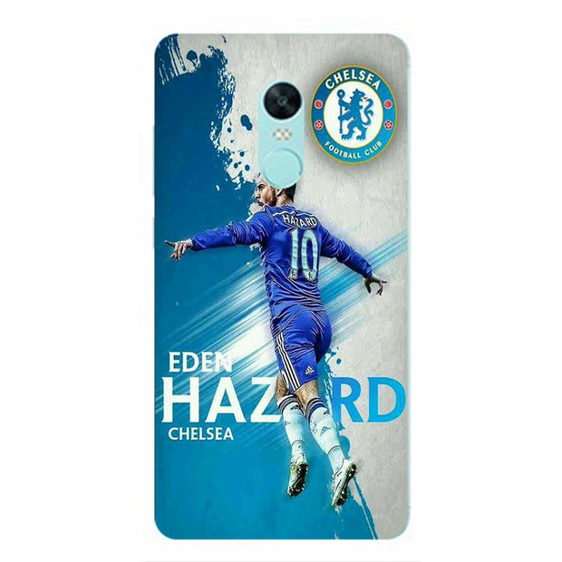 FC Chelsea Football Painting Case For Xiaomi Redmi 5/5 Plus Note 4 4X 5A Prime Y1 Lite Smart Cell Phone Printed Silicone Cover