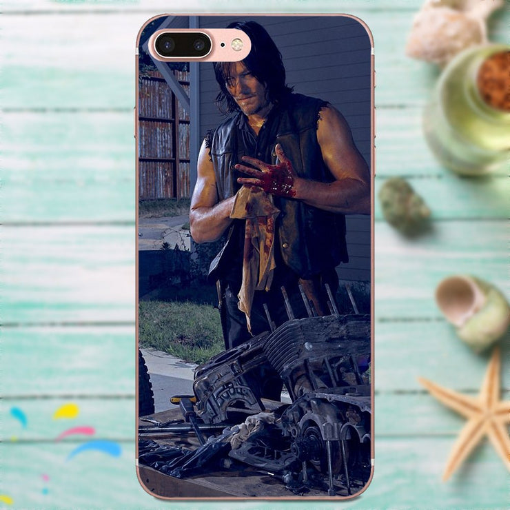 coque silicone the walking dead huawei mate 10 lite