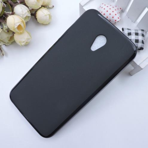 For Alcatel OT-U5 3G Soft TPU Case Pudding Soft Silicone Mobile Phone Back Case Mobile Phone Cases Mobile Case