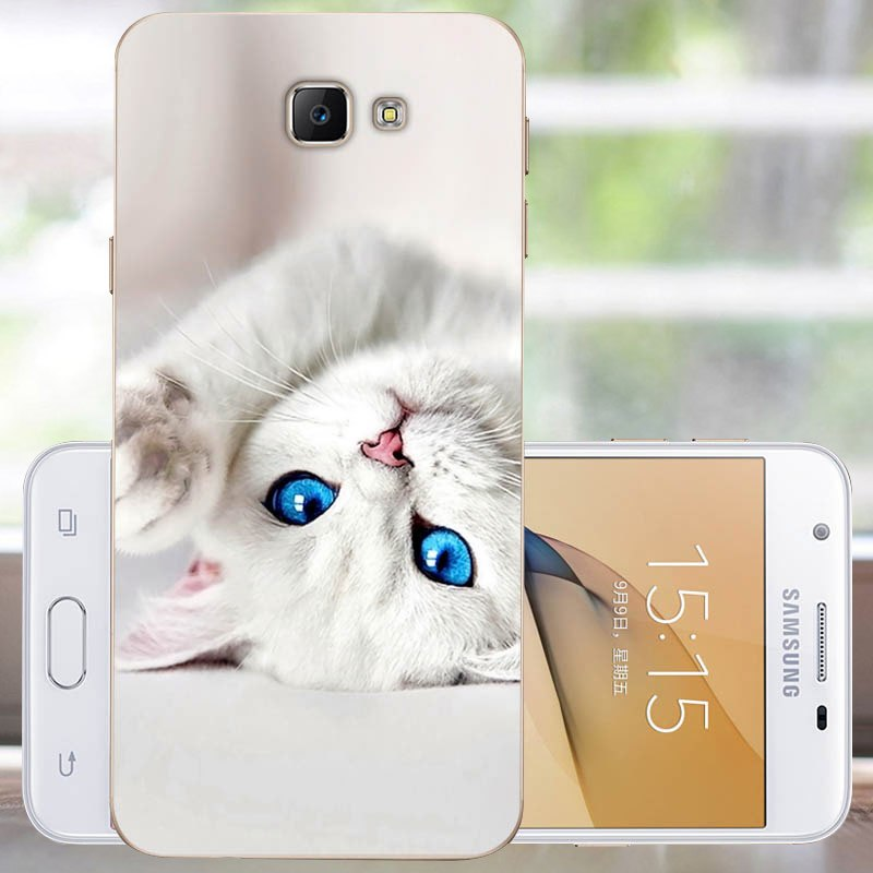 For Capa Samsung Galaxy J5 Prime G570f Case Silicon Cover For Samsung On5 2016 Case Funda Samsung J5 Prime Phone Case Bumper