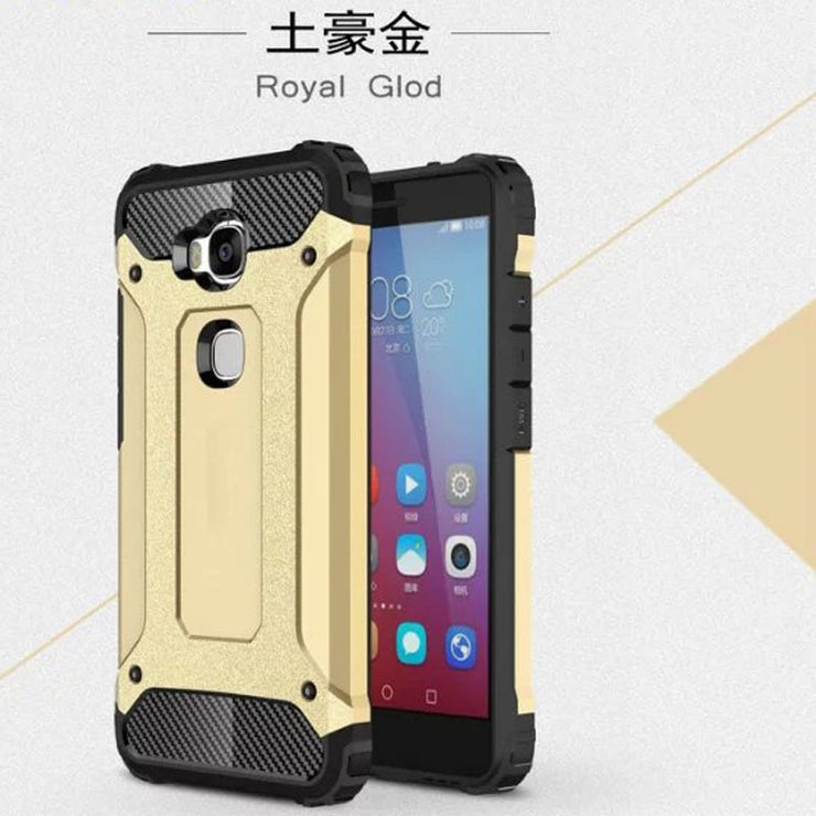 For Huawei GR5 Case Cover Strong Shockproof Protective Phone Case