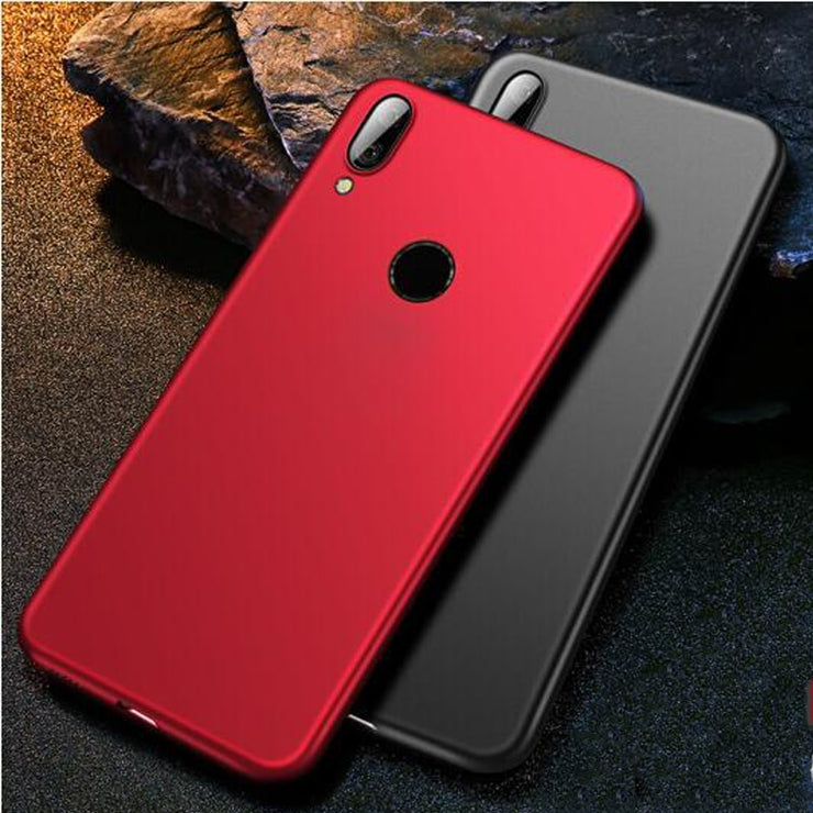 For Huawei Honor 8X Case Full Protection Soft Silicone Cover Matte Slim  Back Case For Honor 8X Huawei Honor8X X8 Phone Case 6 5