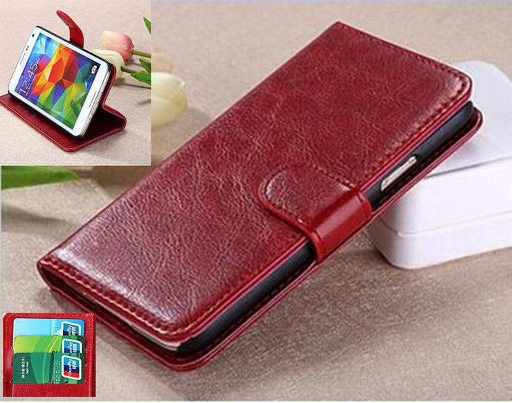 For Lenovo A7020 Case PU Leather Back Cover Phone Case For Lenovo