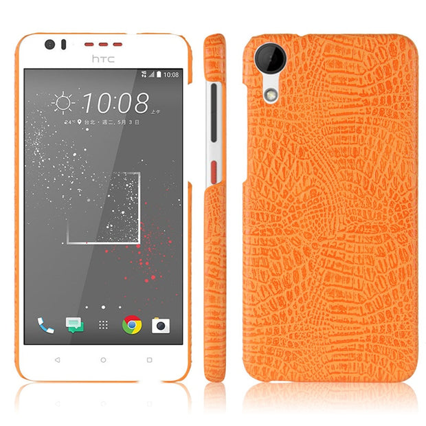 For Lenovo Vibe C A2020 / A2010 / A1000 / A1010 / P70 / VIBE Shot Z90 Crocodile PU Leather Skin Hard Cover Case