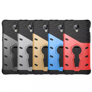 For One Plus 3 Shockproof Rugged Armor Hybrid Case 360 Degree Stand Cover For One Plus 3T Oneplus3