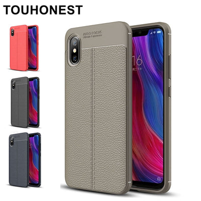 For Xiaomi Mi 8 Explorer Back Cover For Xiaomi Mi 8 Explorer Case Armor Rubber Phone Case For Xiaomi Mi8 Explorer Edition Fundas